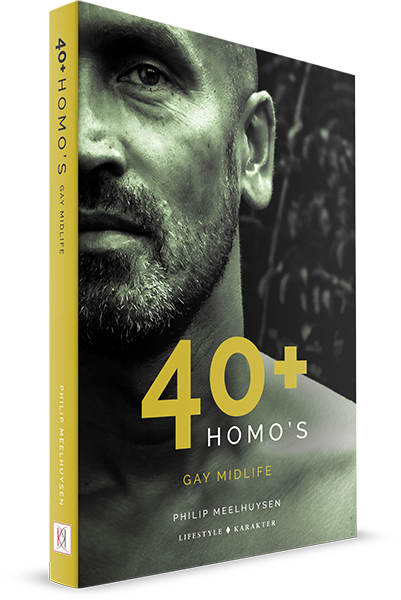 40+ Homo's. Gesprekken over Gay Midlife